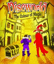Discworld The Colour of Magic